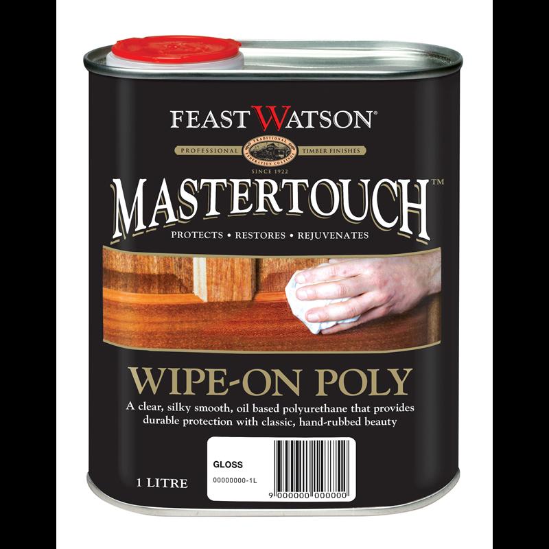 Wipe on Polyurethane Oil