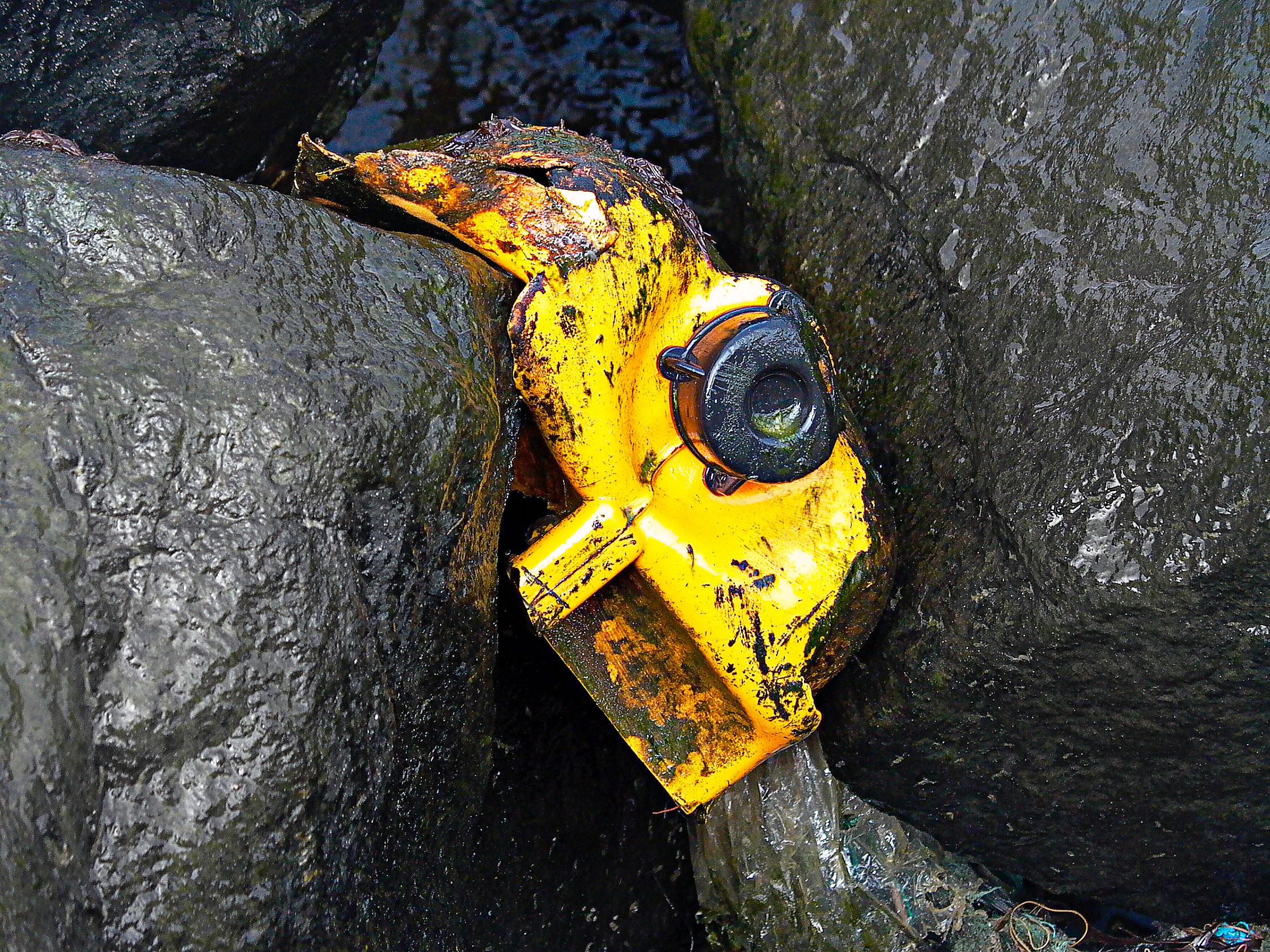 Wreckage #034  / Lønstrup, Denmark / Winter 2010