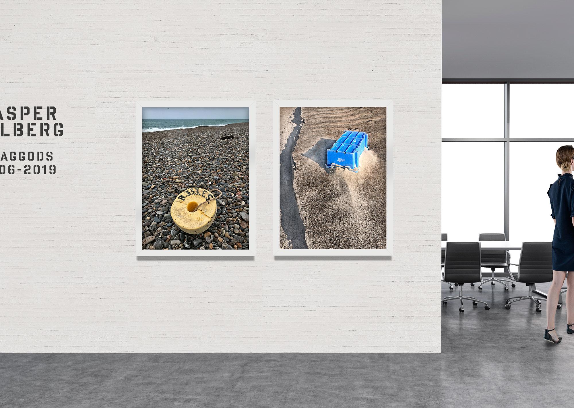 Casper Sølberg udstiller hos virksomheder, institutioner, i kunstforeninger, gallerier og Pop-Ups.