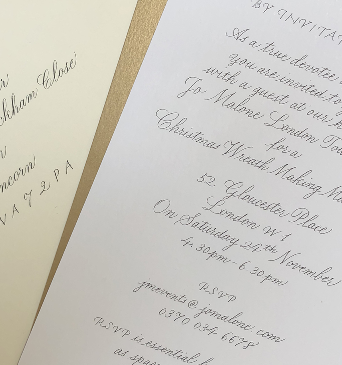 Formal Copperplate