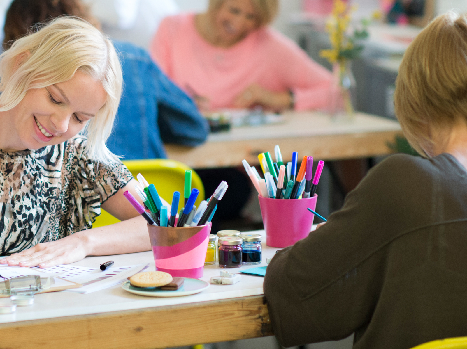 Calligraphy Workshops -