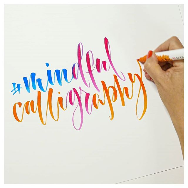 Did you spend your day learning calligraphy from our booklet in yesterday's Mail on Sunday?  We would love to see you work, share it with us using our hashtag #mindfulcalligraphy . . . . . #mindfulcalligraphyco #dailymail #mailonsunday #calligraphylove #lovelettering #calligraphycommunity #modernscript #moderncalligrapher #metime #calligraphydaily #calligraphynews #letteringpractice #calligraphyuk #penandink #alittlebeautyeveryday #calledtobecreative #seekinspirecreate #abeautifulmess #bespokecalligraphy #myhandsmaking #prettycreativestyle