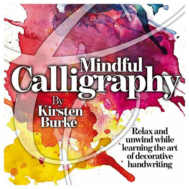 Move over adult colouring in, calligraphy is here and gaining momentum to become the most popular mindfulness technique of 2019! Hello to our faithful followers, old and new and thank you for your continued support and love for modern calligraphy.  With the growing trend of calligraphy sweeping the nation, we were commissioned to write a guide for the Mail on Sunday. The focus of this guide was to share the mindfulness techniques of calligraphy whilst providing easy to follow templates for those just starting out in calligraphy. The 16-page guide included basic strokes, about modern styles as well as the alphabet and fun phrases to use.  Did you pick up a copy?  Pop over to our website by following the link in our bio and read our latest blog post for more information and helpful links. . . . . . #Inspire #Create #Mindfulcalligraphy #kirstenburke #calligraphylove #lovelettering #calligraphycommunity #modernscript #moderncalligrapher #metime #calligraphydaily #calligraphynews #letteringpractice #calligraphyuk #penandink #alittlebeautyeveryday #calledtobecreative #seekinspirecreate #abeautifulmess