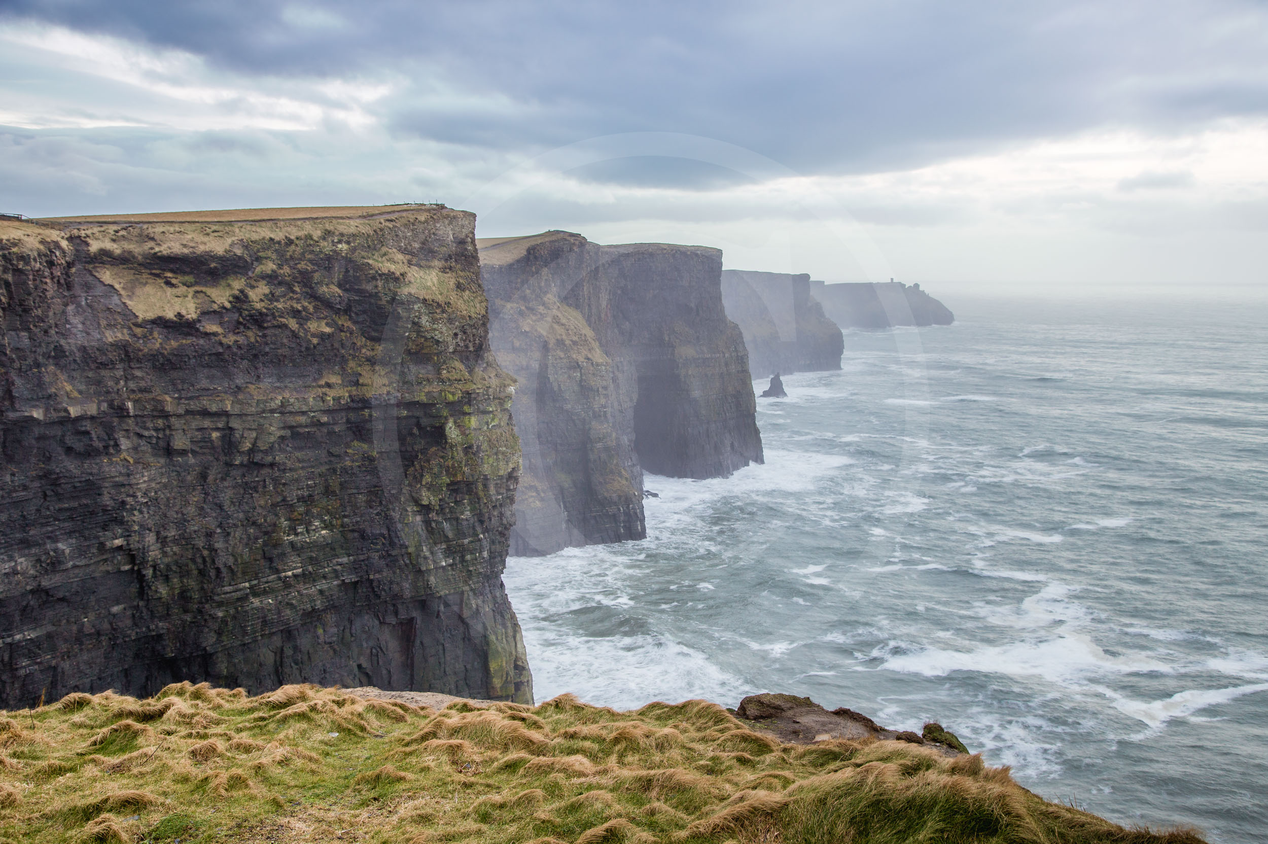 The Cliffs of Moher, Co Clare