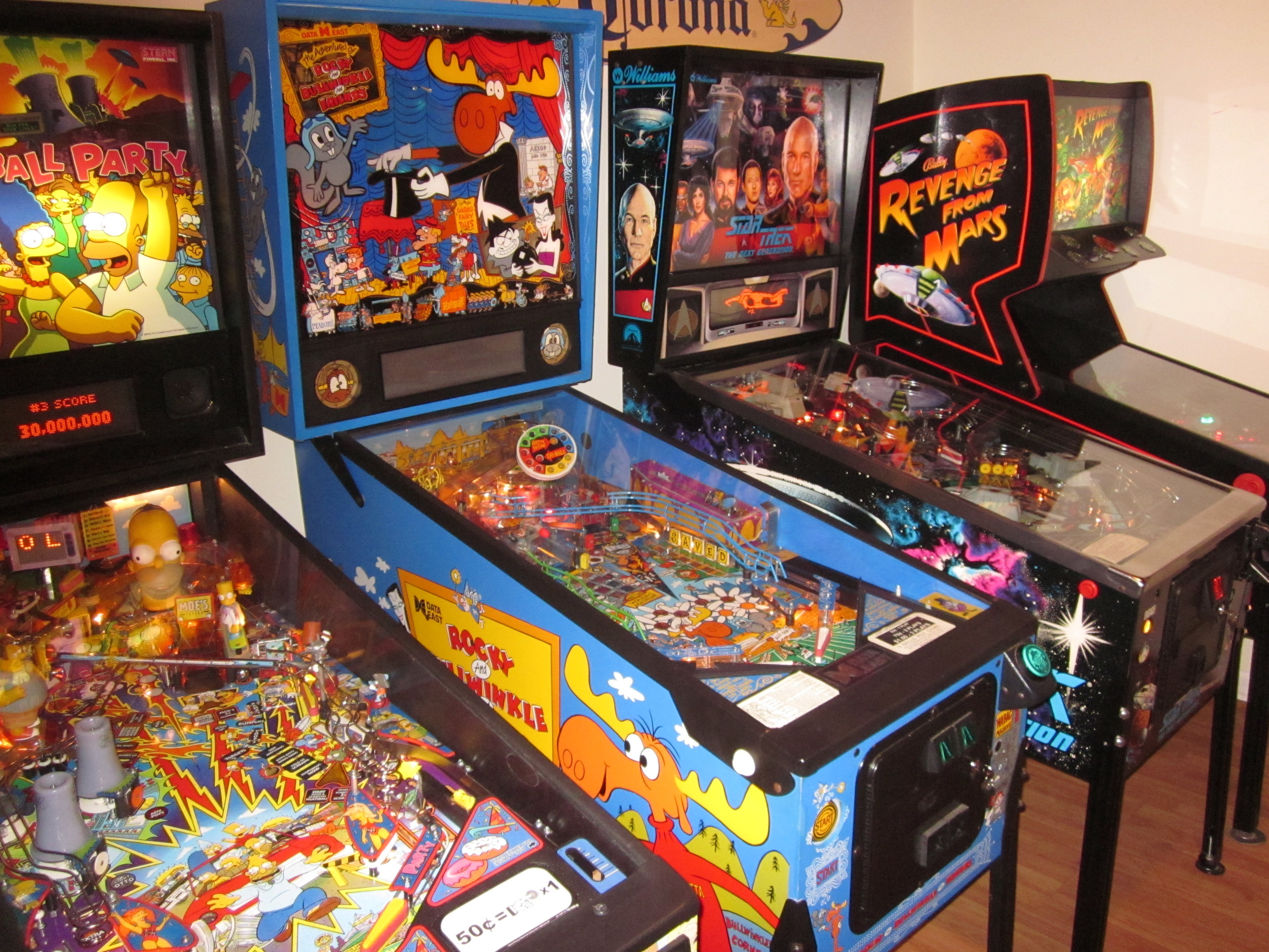 Arcades At Home - Chicago Area Pinball Repair