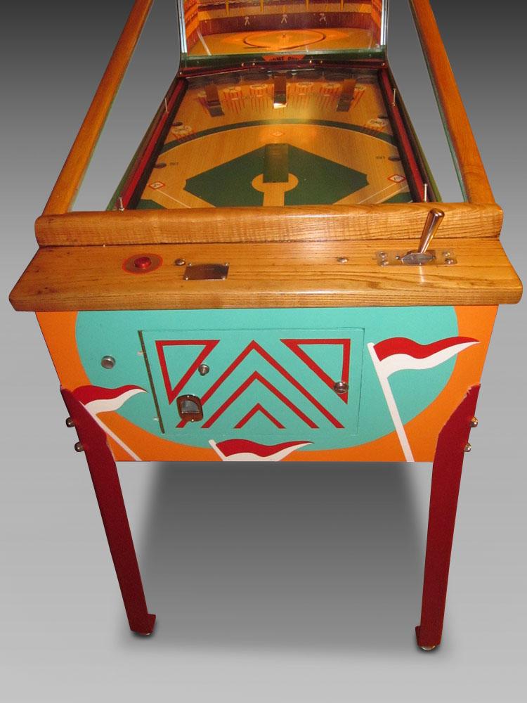 57 Deluxe Williams Baseball Arcades At Home Chicago Area Pinball