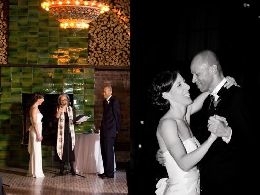 Bowery Hotel Wedding Ceremony_First Dance
