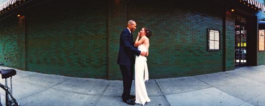Bowery Hotel Wedding FIRST MEETING