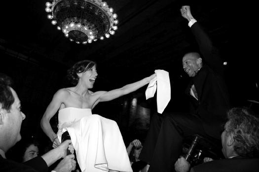Bowery Hotel Wedding Hora