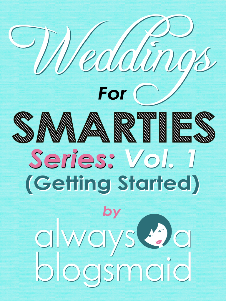 Wedding for Smarties