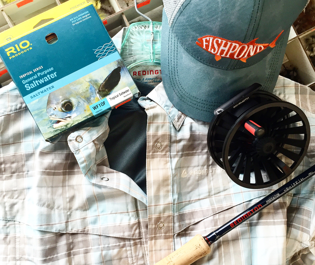 Headed on an adventure? New products in the shop from Redington and Fishpond for your next warm weather fishing trip!