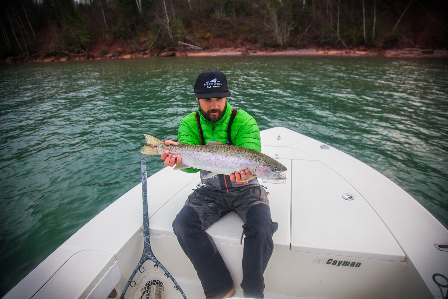 For a nearshore casting trip on light tackle or fly for a shot at big browns, steelhead, and other species, contact luke@freshcoastangling.com