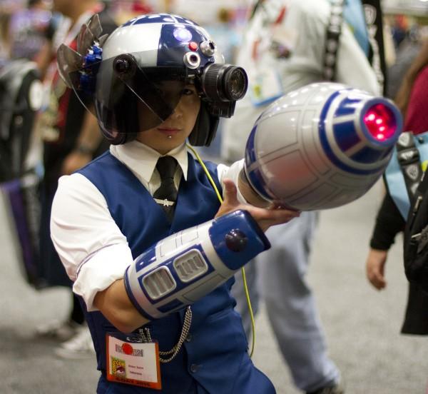 MegaMan/R2-D2