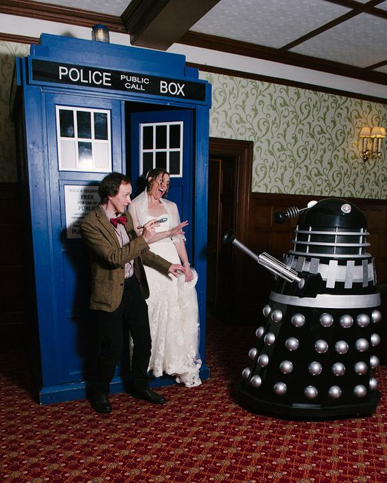 Photo source:  Offbeat Bride