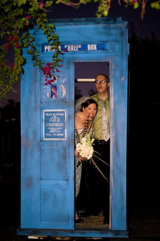 Photo source:  Rebel Belle Weddings