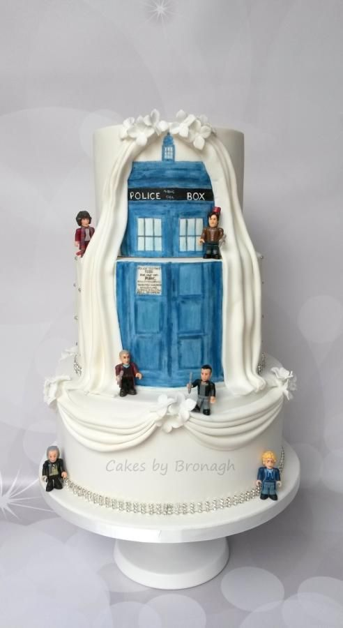 Photo source:  Cakes by Bronagh