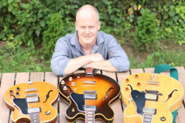 Matt Panayides: Director, Guitar, Piano, Teacher