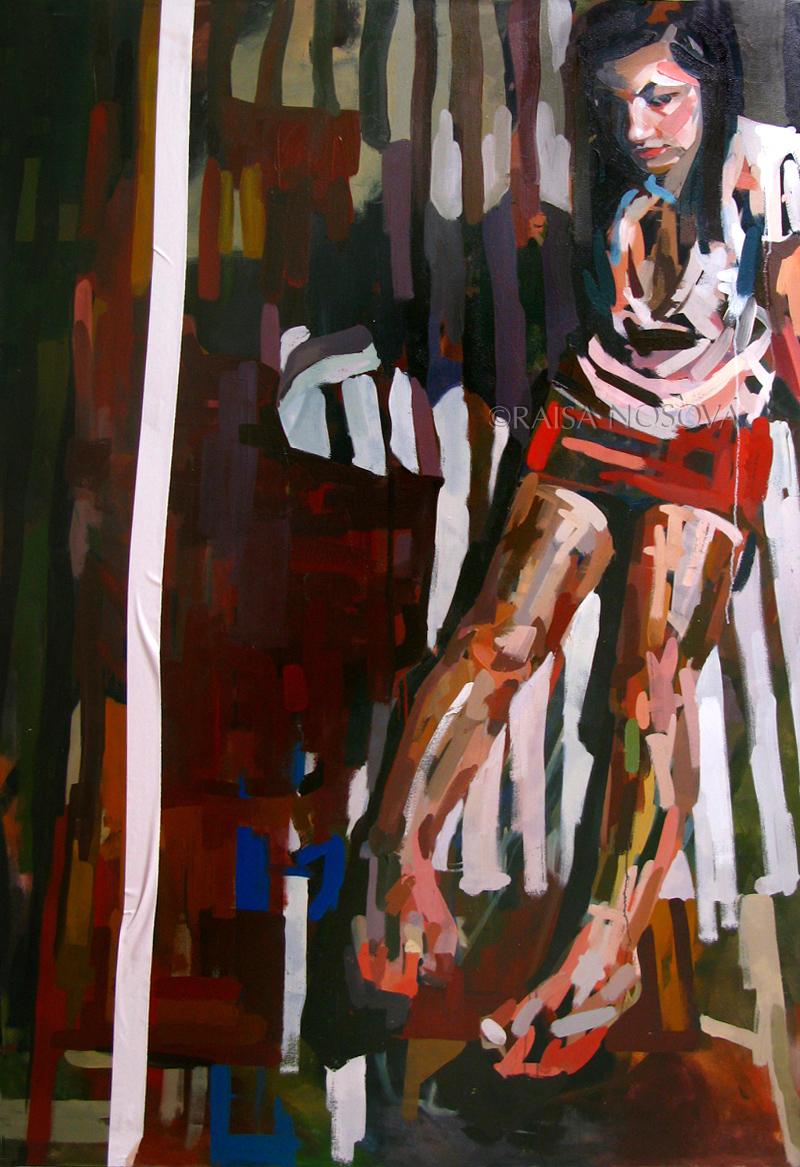 Striped Cloth 20