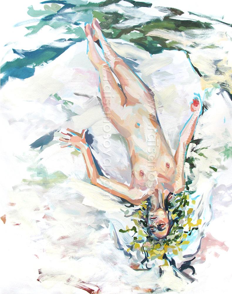 Crystal Lake Swim