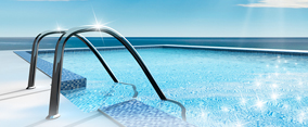 ecoFinish pool finishes as an ecofriendly alternative to vinyl liner replacement