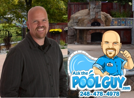 Industry Advocate   Allan Curtis, aka @AskthePoolGuy     Legendary Escapes Pool Scapes