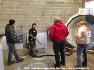 ecoFinish HQ demo and Open House Warminster PA