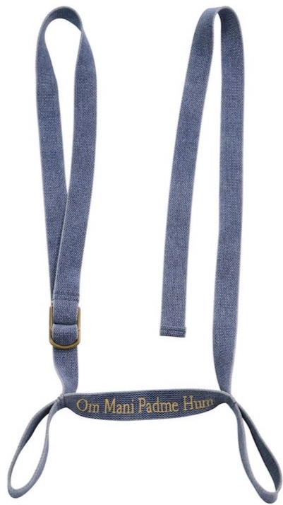 HastaPada: Large Overall Adjustable Loop -