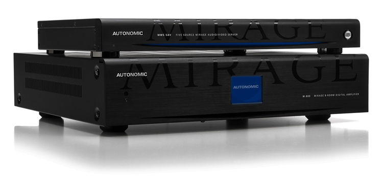 Current Innovations is a Direct Dealer of AUTONOMIC music servers