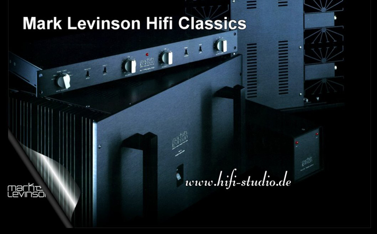 Current Innovations is a Direct Dealer of Mark Levinson
