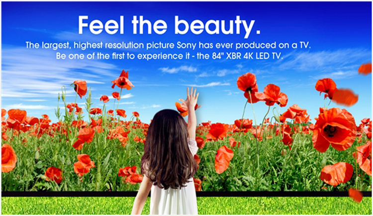 Current Innovations is a Direct Dealer of Sony 4K