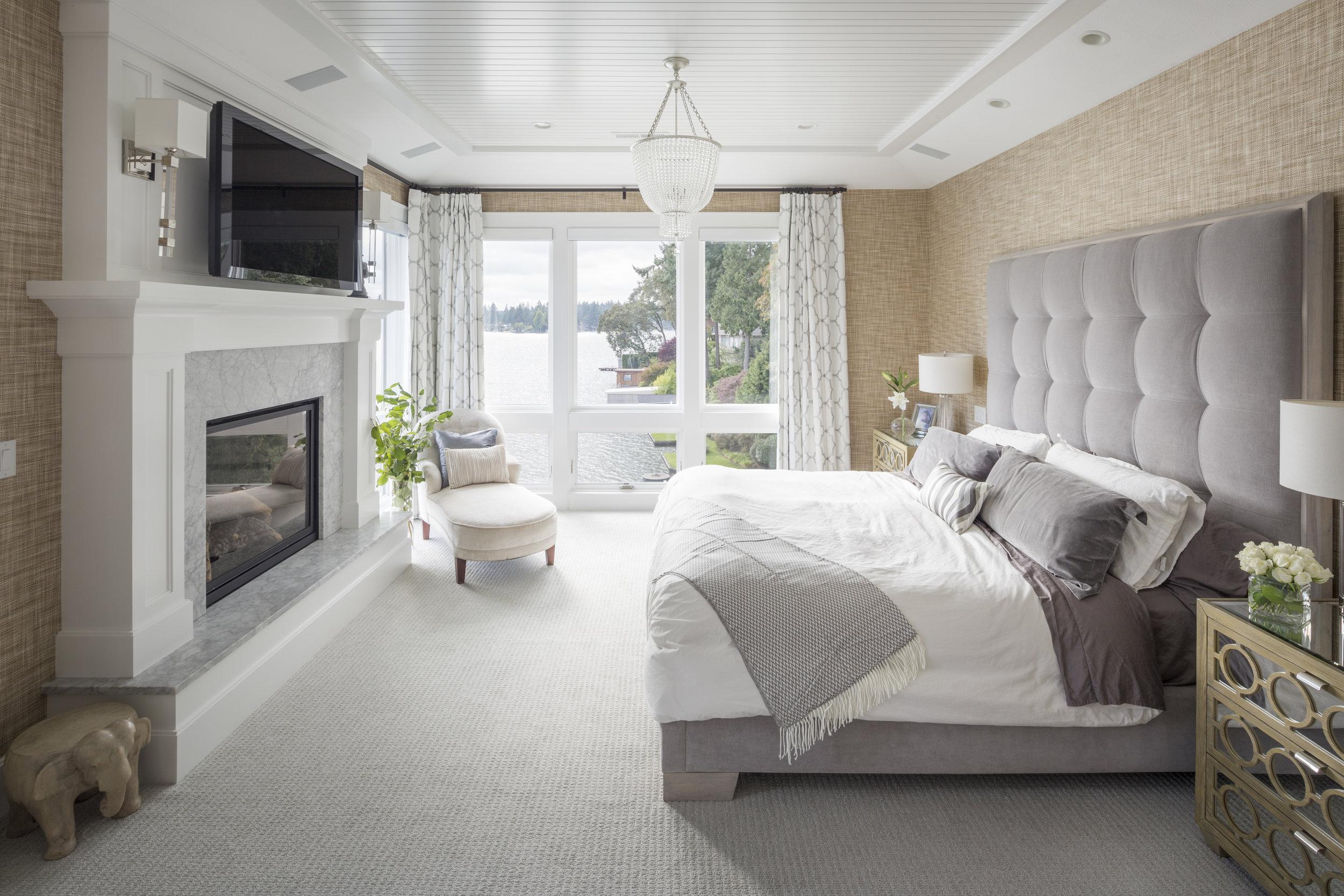 Hammerley bedroom . Baines