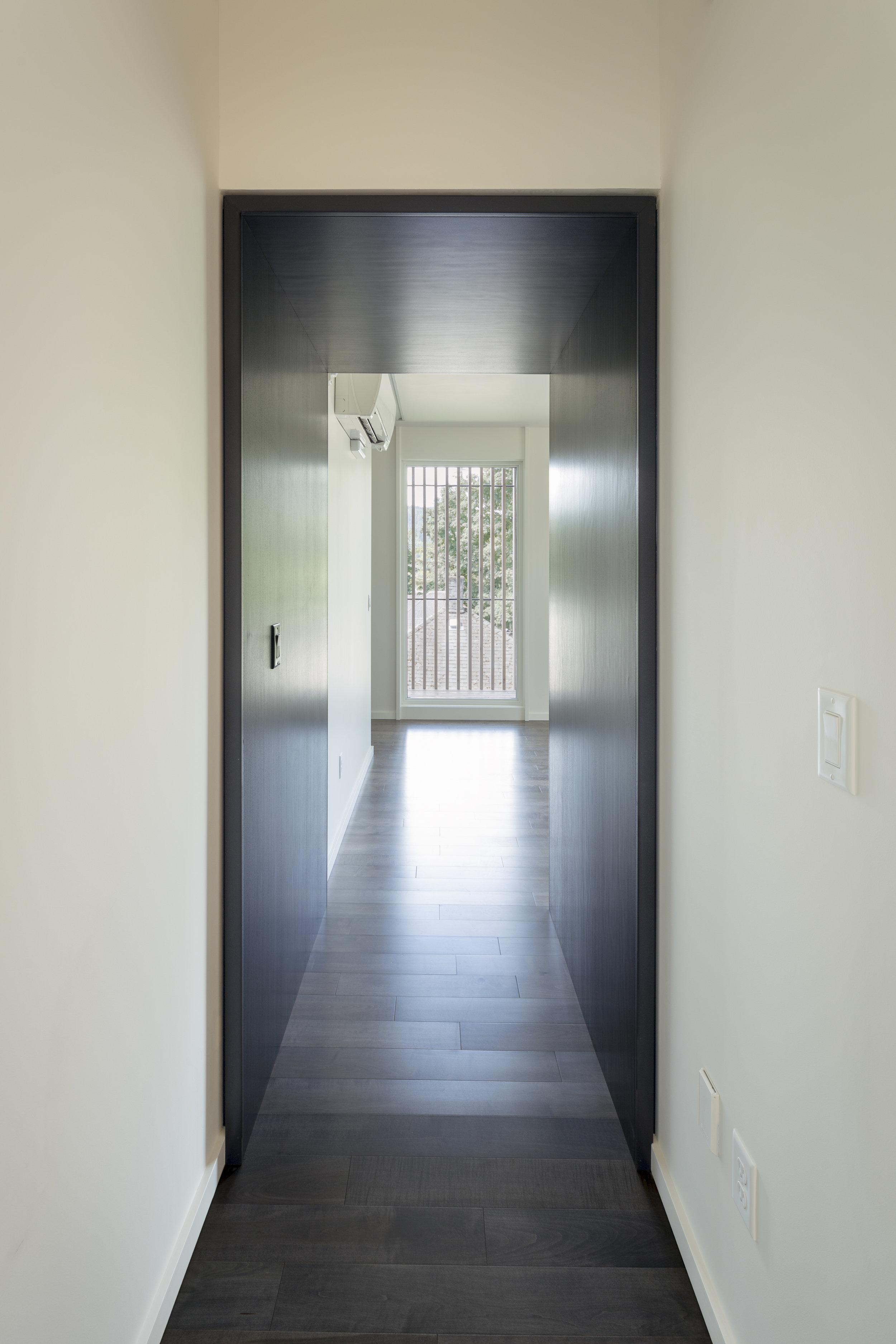 MODs hallway . WPA