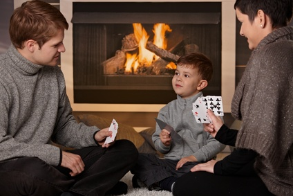 Reasons to have a family game night by Encourage Play
