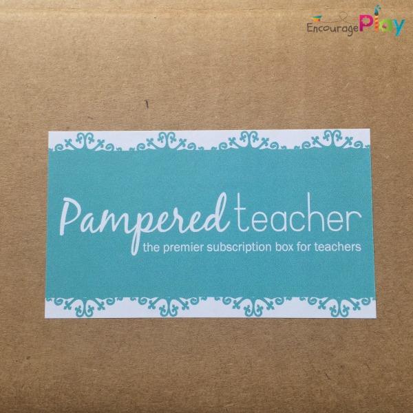 Pampered Teacher Subscription Box for Teachers