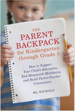 The Parent Backpack Book Review from Encourage Play