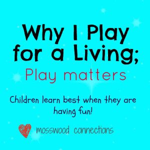 Mosswood Connections Play Matters