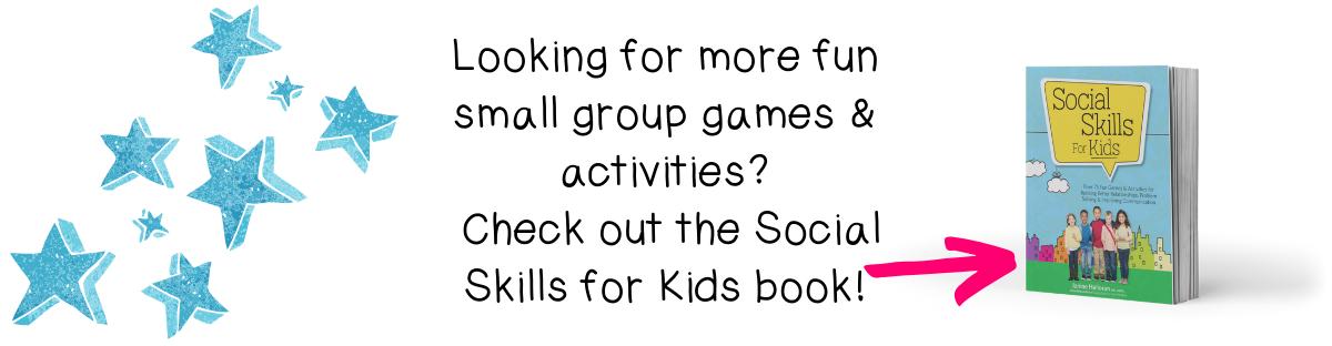 Social SKills for Kids Encourage Play Janine Halloran