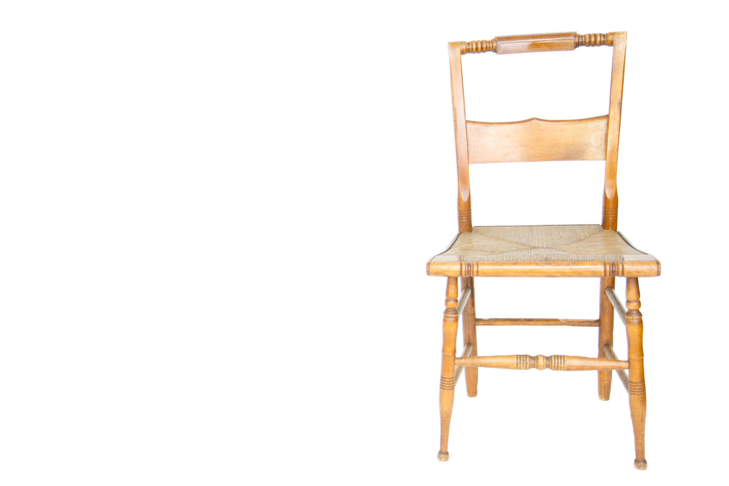 (C-022) PITCHED BACK CHAIR