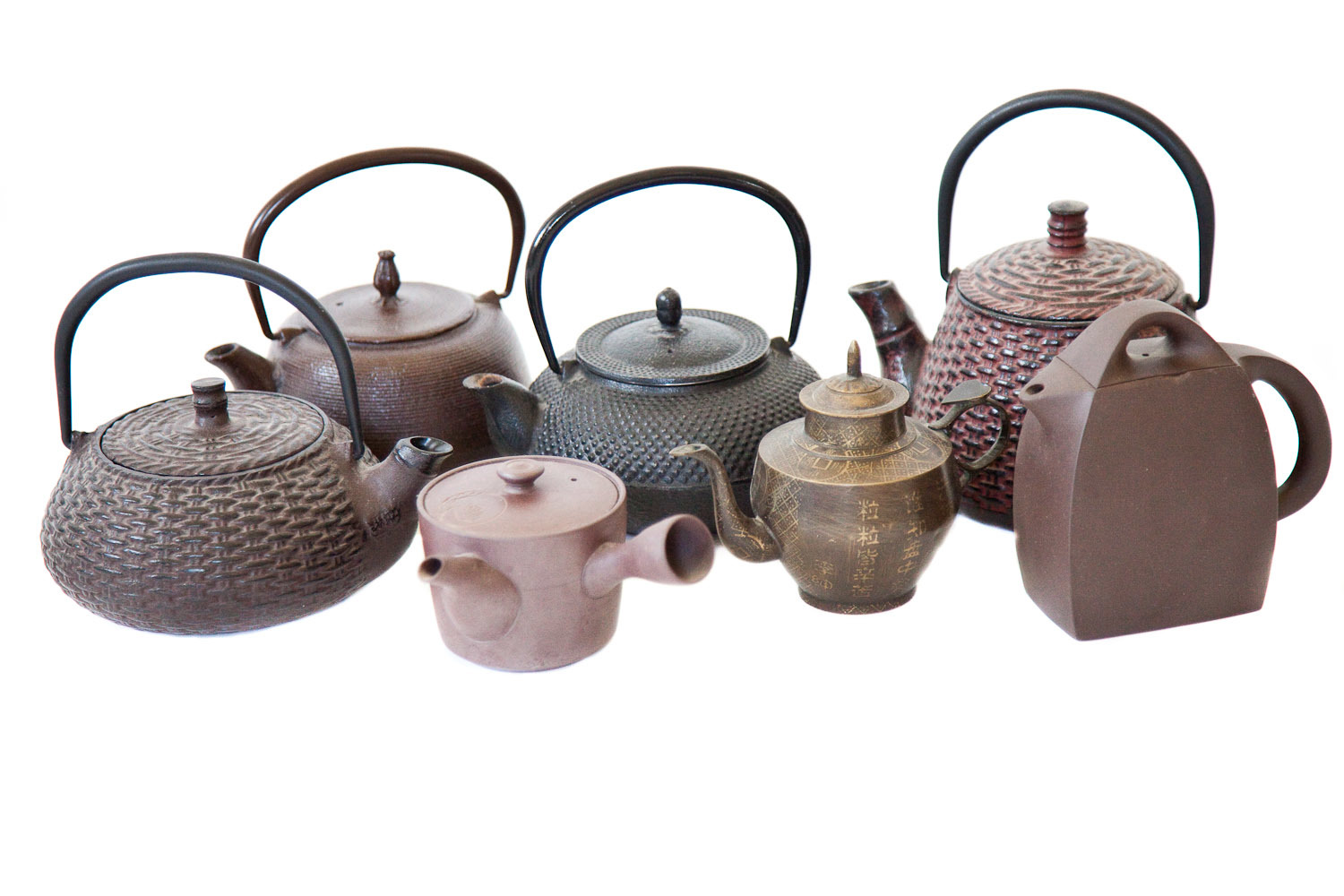 (PS-001) ASIAN TEAPOT COLLECTION
