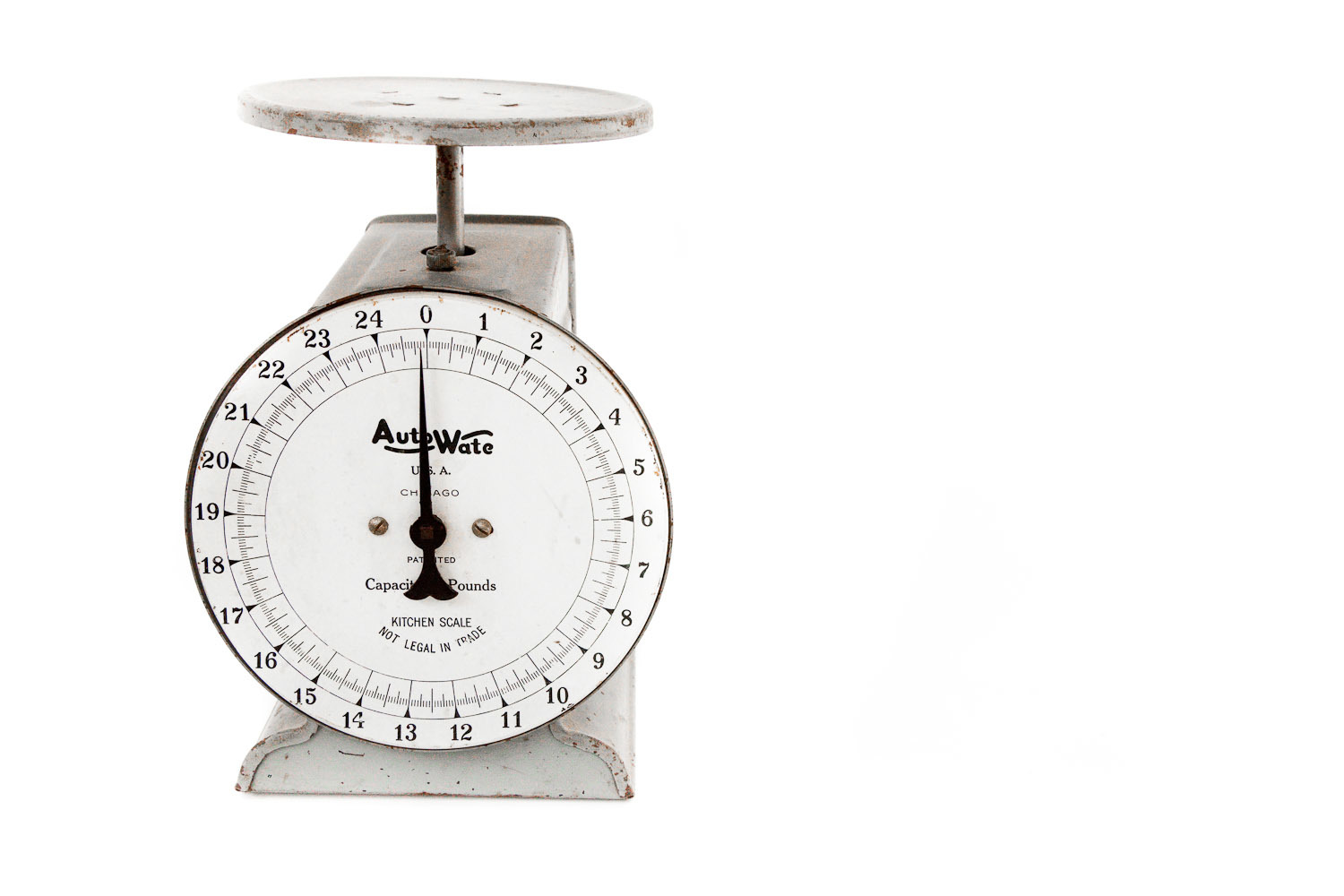 (PS-021) AUTOWATE KITCHEN SCALE
