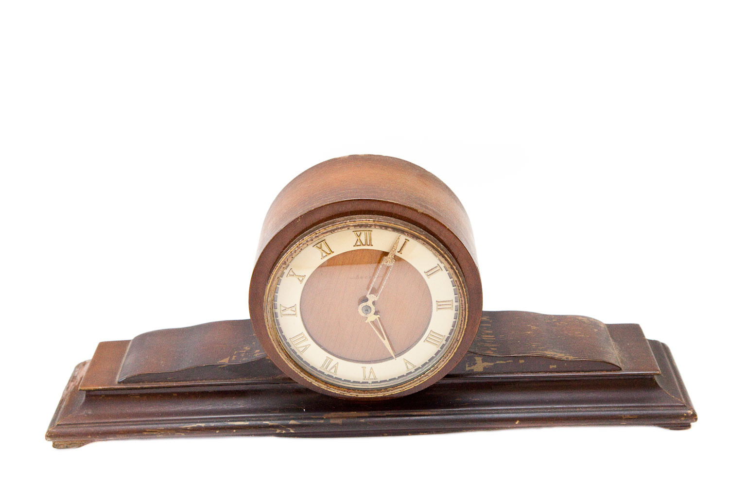 (PS-037) RUSSIAN MANTLE CLOCK