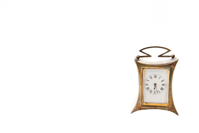 (PS-079) FLORENCE CLOCK