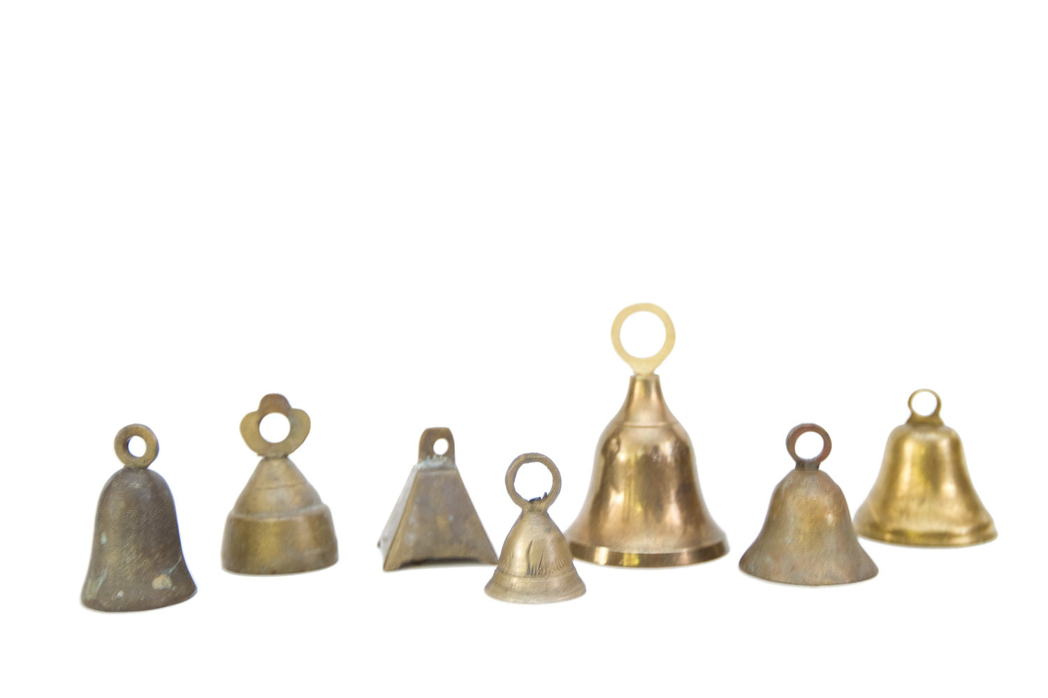 (PS-147) MINIATURE BELL COLLECTION