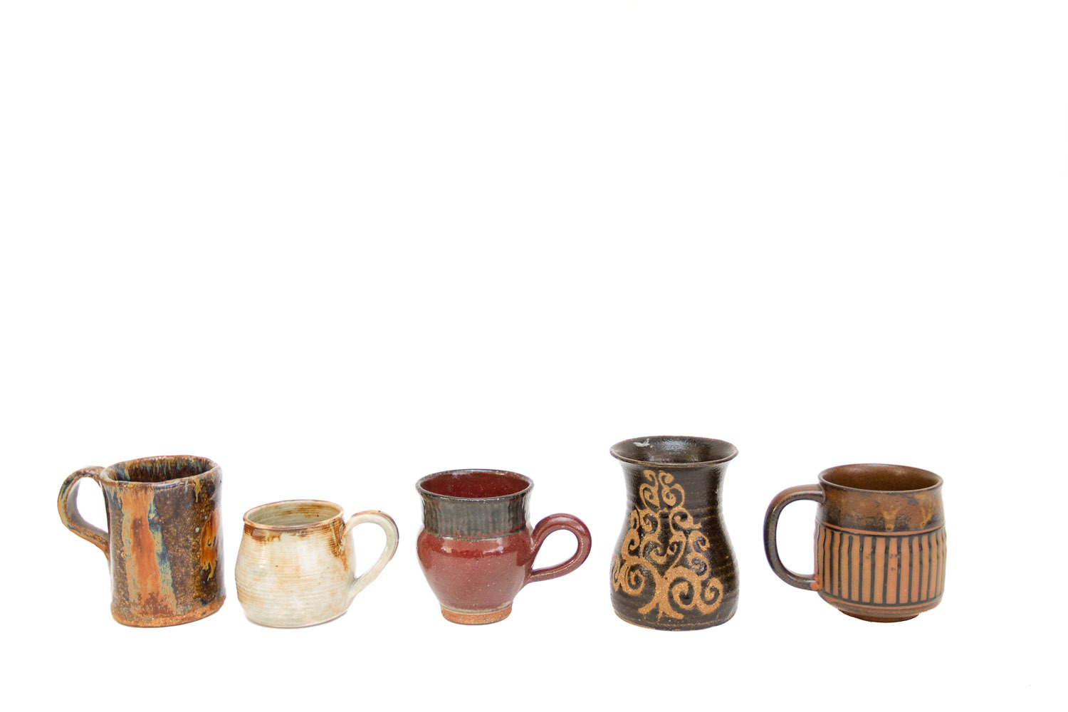 (TA-046.4) VINTAGE MUG COLLECTION