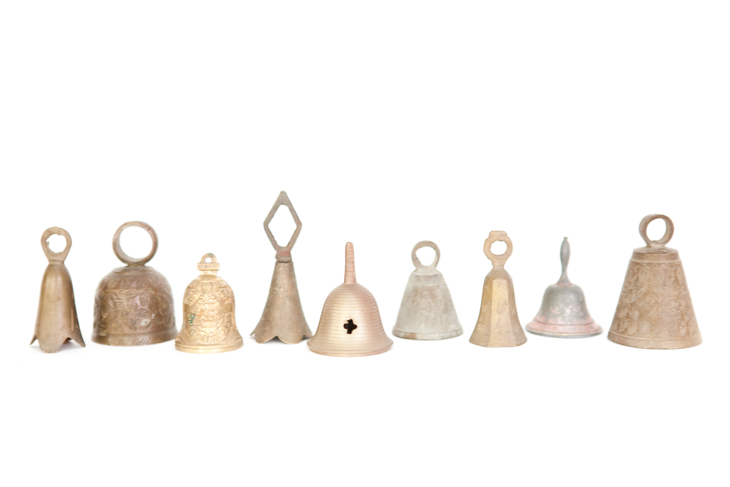 (PS-175) MINIATURE BELL COLLECTION