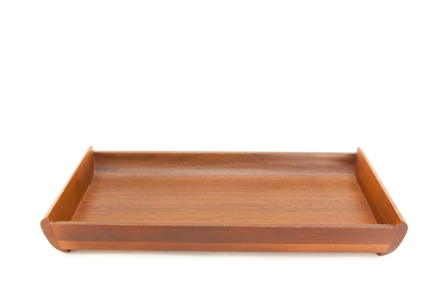 (TR-062) MISSION WALNUT TRAY