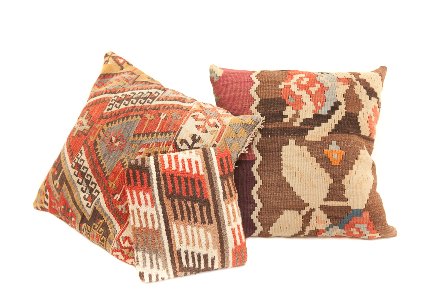 (L-027.2) KILIM PILLOW COLLECTION