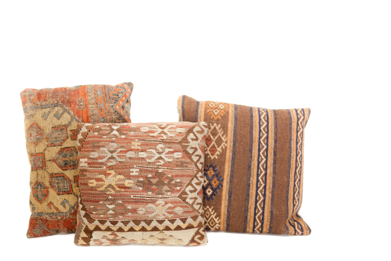(L-027.1) KILIM PILLOW COLLECTION