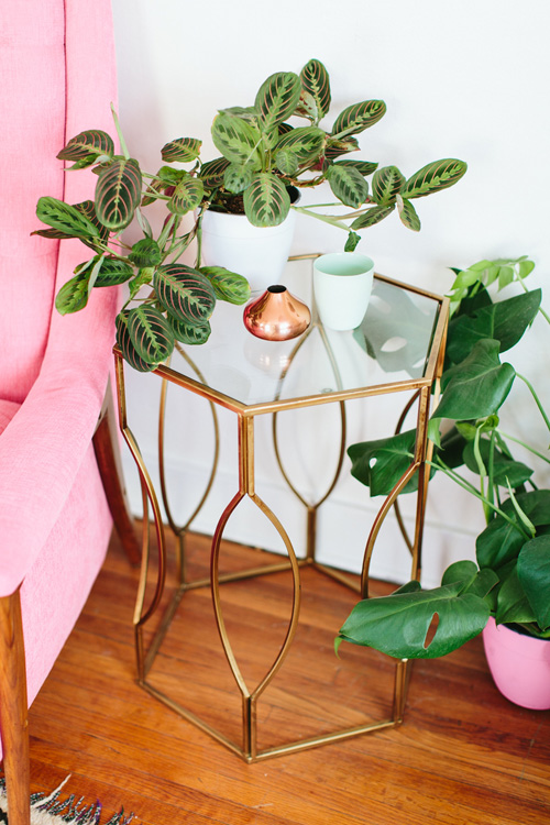 Design Sponge || Interior Design:  The Home of Two Traveling Photographers