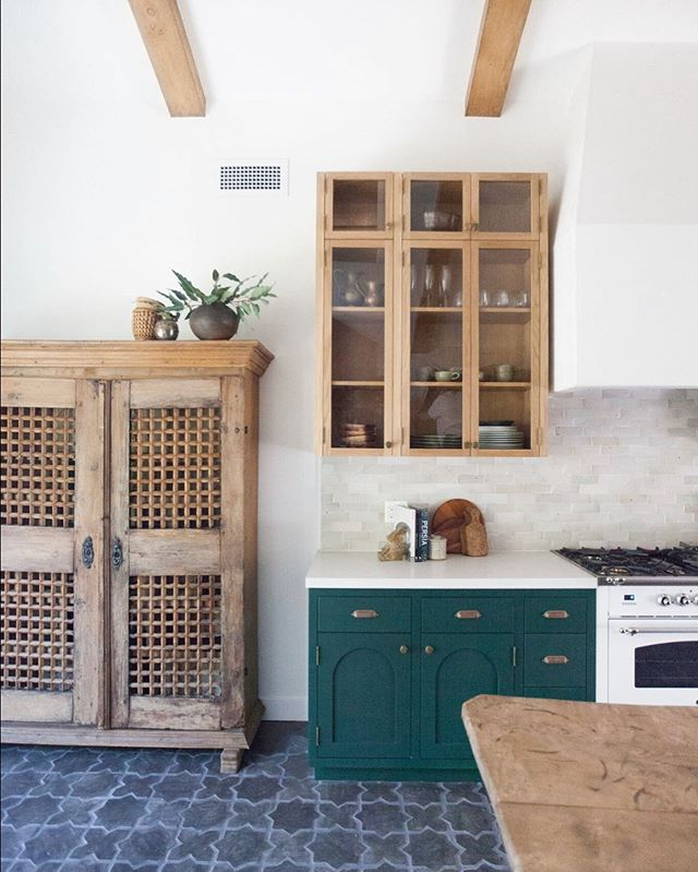 Going back to sharing this kitchen because it's still one of our favorites